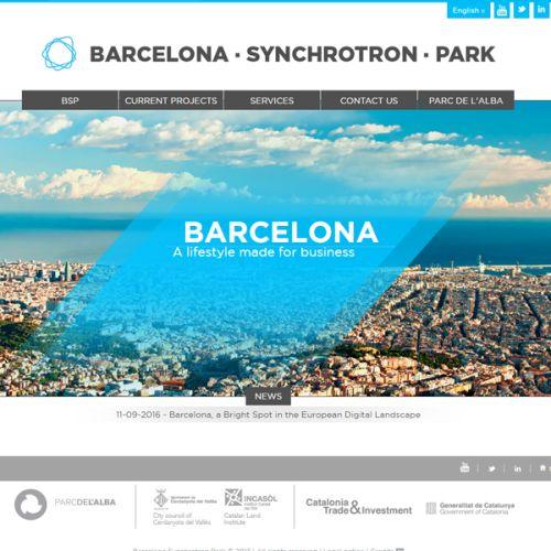 Barcelona Synchrotron Park